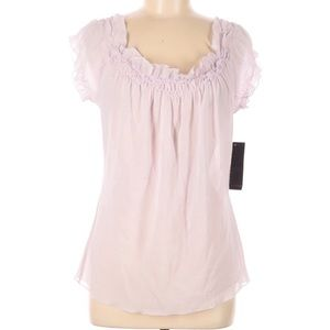 Kenneth Cole New York pink blouse NWT Size 8